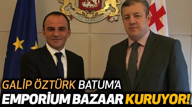 Türk ürünleri 'Emporium Bazaar'larda satılacak