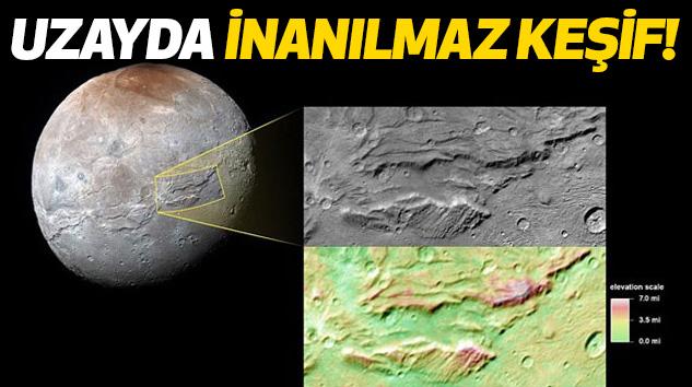 Uzayda İnanılmaz Keşif!