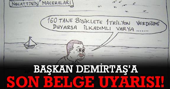 İLKADIM'DA GERÇEKLERDEN DEMİRTAŞ'A SON BELGE UYARISI!