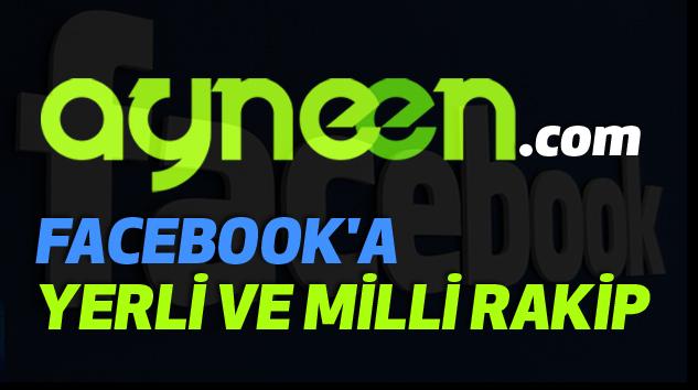 Facebook'a 'Yerli Ve Milli' Rakip