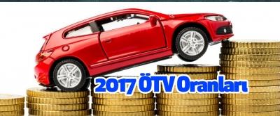 2017 ÖTV Oranları