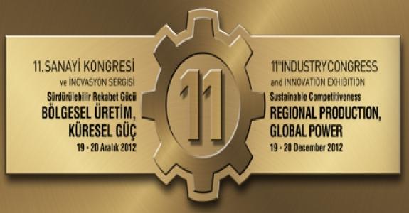11. Sanayi Kongresi İstanbul'da