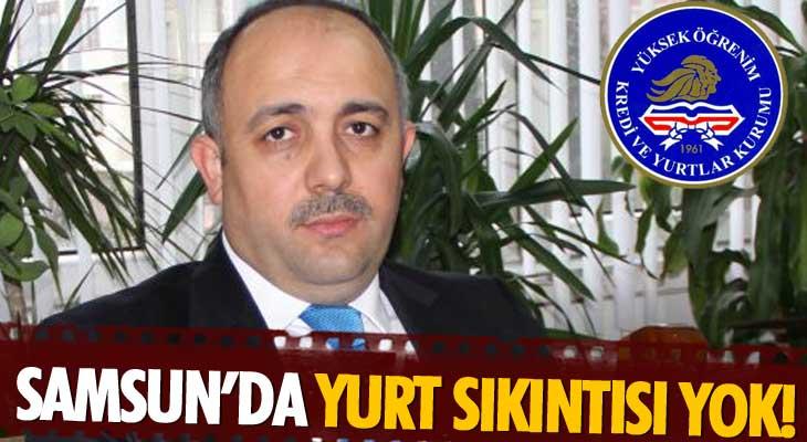 Samsun'da Yurt Sıkıntısı Yok!