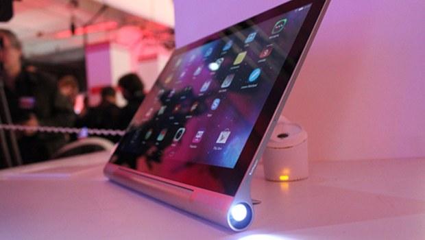 Akıllı telefonlar büyüdü şimdi dev tabletler geliyor