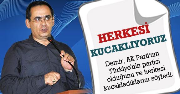 Milletvekili Mustafa Demir: