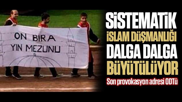 İstematik İslam Düşmanlığı Dalga Dalga Büyütülüyor!