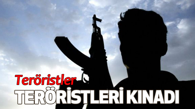 Teröristler Teröristleri Kınadı