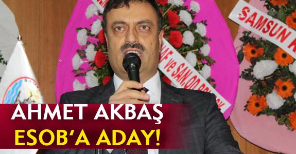 AKBAŞ ESOB'A ADAY!
