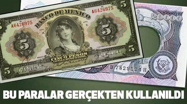Bu Paralar Gerçekten Kullanıldı…
