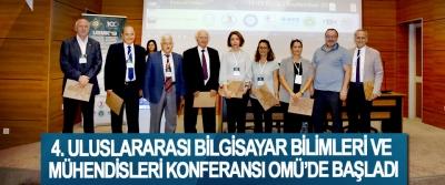 4. Uluslararası Bilgisayar Bilimleri Ve Mühendisleri Konferansı OMÜ'de Başladı