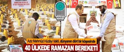 40 Ülkede Ramazan Bereketi