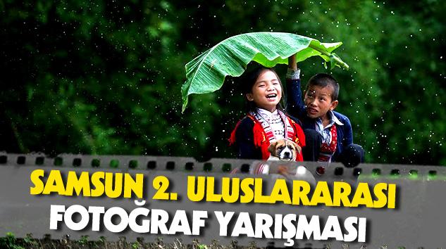 Samsun' 2. Uluslararası Fotoğraf Yarışması