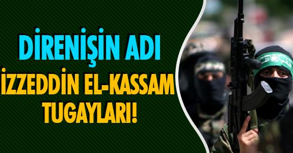 Direnişin Adı :İzzeddin El-Kassam Tugayları