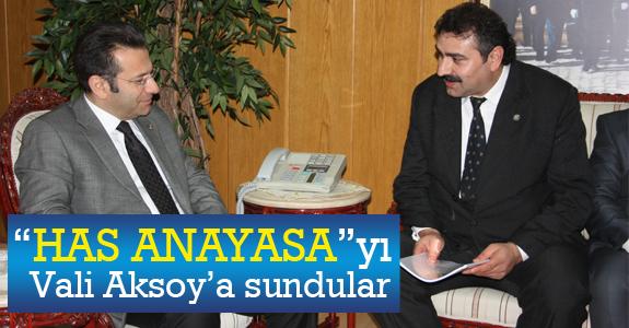 Yeni Türkiye için Yeni Anayasa