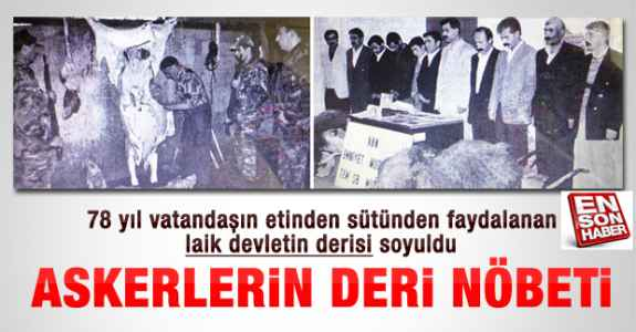 KURBAN DERİSİ TOPLAMA YETKİSİ THK'DEN ALINDI