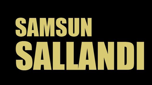SAMSUN SALLANDI!