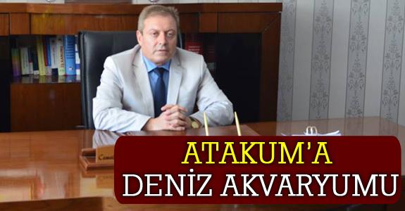 ATAKUM'A DENİZ AKVARYUMU