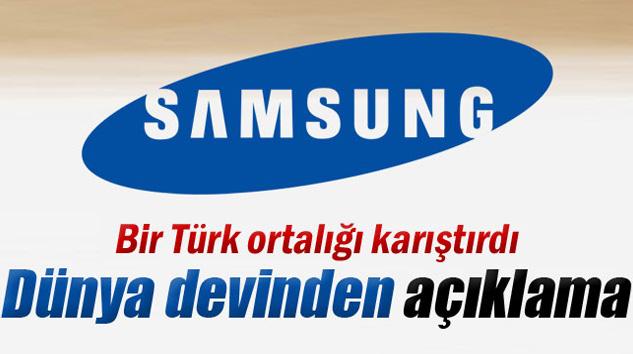 Samsung'dan Dinleme İddialarına Cevap!