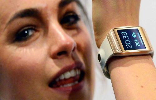 Samsung Dünyanın en çok satan akıllı saat üreticisi oldu!