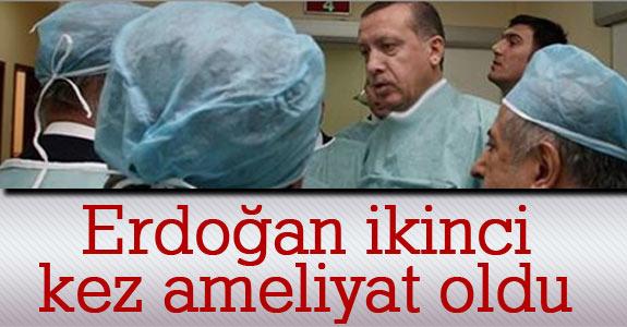 Başbakan Erdoğan ameliyat oldu, sağlık durumu iyi