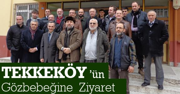 Tekkeköy'ün Gözbebeğine  Ziyaret