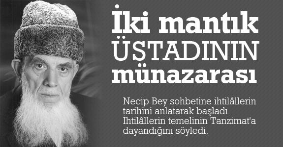 Mehmet Kırkıncı Necip Fazıl'ı anlatıyor..