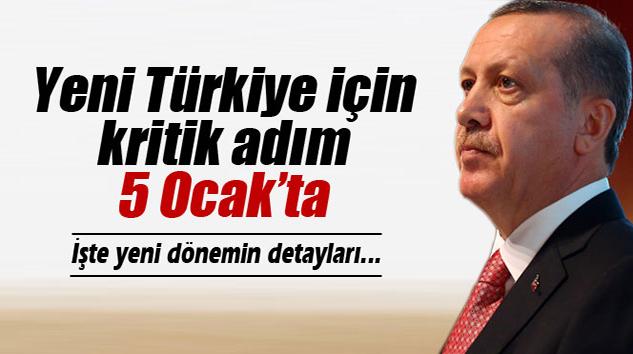 Yeni Türkiye İçin Kritik Tarih!