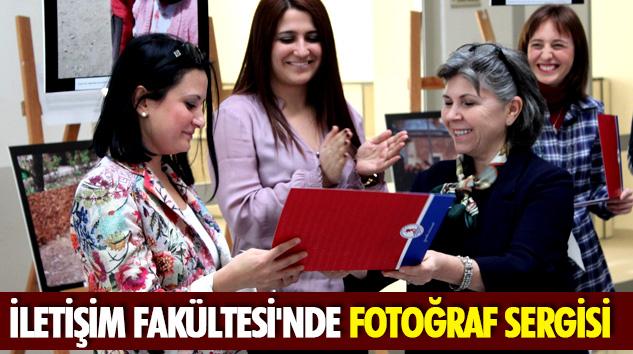 İletişim Fakültesi'nde Fotoğraf Sergisi