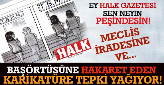 EY HALK GAZETESI SEN NEYİN PEŞİNDESİN!