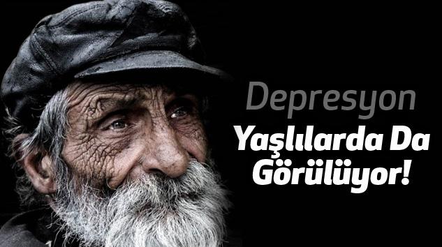 Depresyon, Yaşlılarda Da Görülüyor!