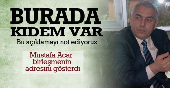 'Listeme girsinler' açıklamasına bir cevap da Mustafa Acar'dan..