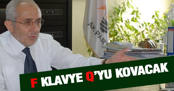 F KLAVYE Q'YU KOVACAK