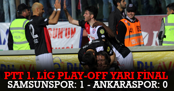 PTT 1. LİG PLAY-OFF YARI FİNAL