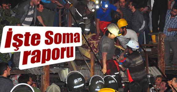 Başbakanlık Kamu Diplomasisi Koordinatörlüğü'nden 'Soma' raporu