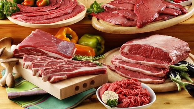 En yüksek protein değeri dana etinde