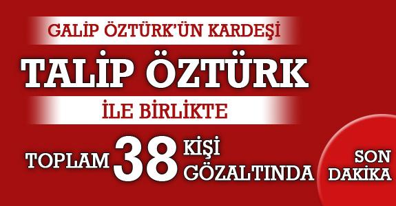Metro Holding'e baskın. 38 kişi gözaltında.