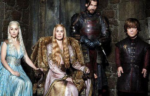Game of Thrones en çok indirilen dizi oldu