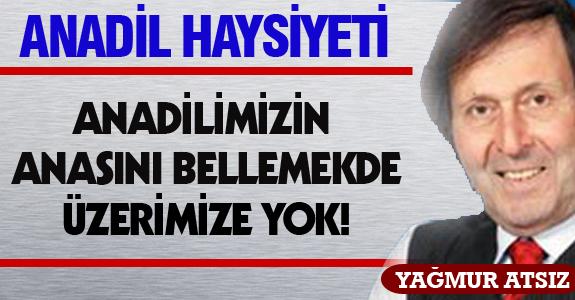 ANADİL HAYSİYETİ