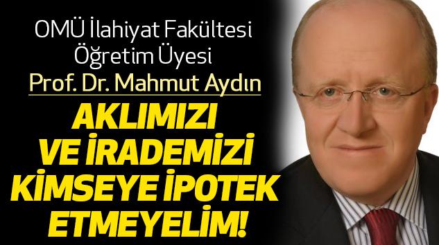 Samsun'da 'Gelecek nasıl bir İnsan Bekliyor' konferansı