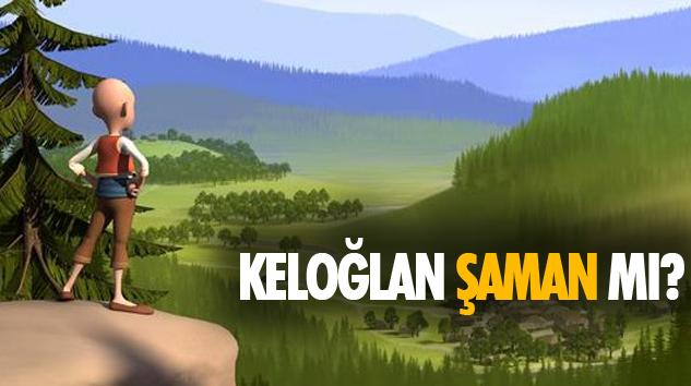 Keloğlan Çizgi Filmindeki Şamanizm Detayları