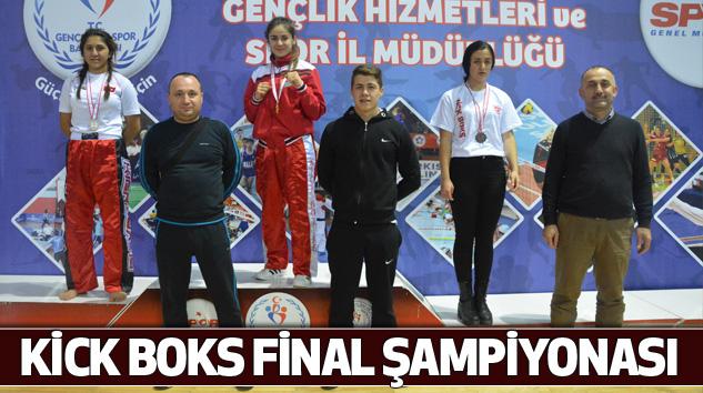 Kick Boks Final Şampiyonası