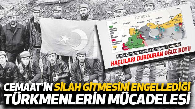 Cemaat'in Silah Gitmesini Engellediği Türkmenlerin Mücadelesi