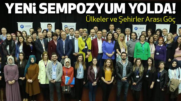 Samsun'da Yeni Sempozyum Yolda!