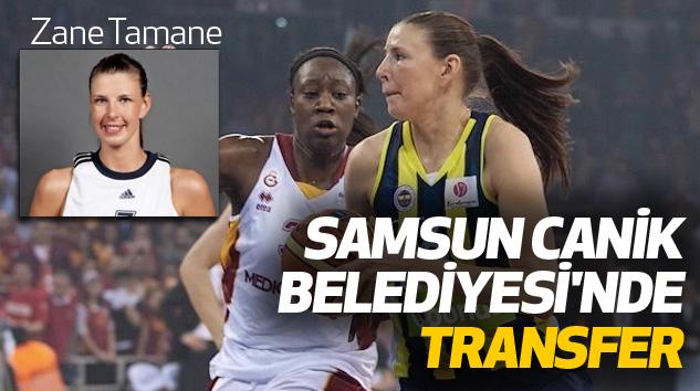 Samsun Canik Belediyesi'nde Transfer