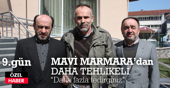 Mustafa Özköse: Daha fazla tedirginiz