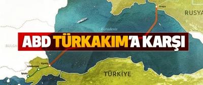 ABD Türkakım'a Karşı