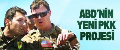 ABD'nin Yeni PKK Projesi