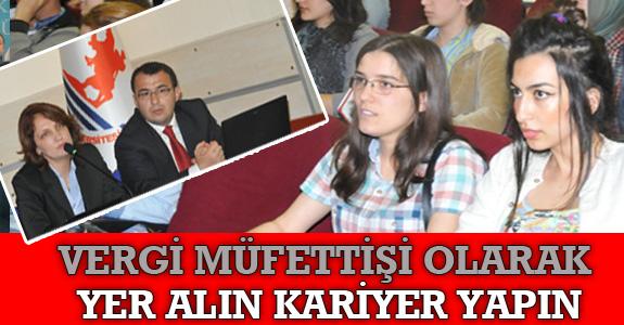 Geleceğin Türkiye'sinde VERGİ MÜFETTİŞİ OLARAK YER ALIN KARİYER YAPIN