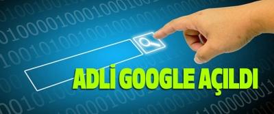 Adli Google Açıldı