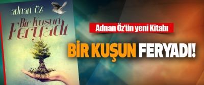 Adnan Öz'ün Yeni Kitabı